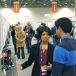 Erika Ramos presents her research at AGU 2014.
